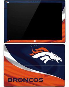 Denver Broncos Surface Pro (2017) Skin