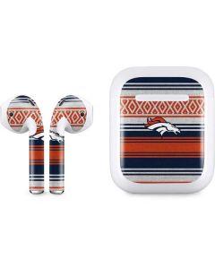 Denver Broncos Trailblazer Apple AirPods Skin
