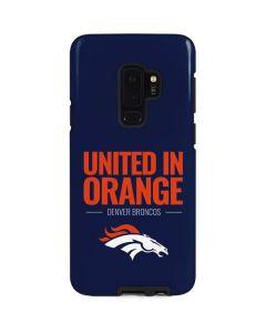 Denver Broncos Team Motto Galaxy S9 Plus Pro Case