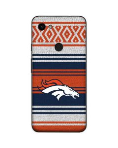 Denver Broncos Trailblazer Google Pixel 3a Skin