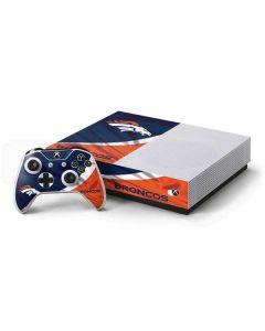 Denver Broncos Xbox One S All-Digital Edition Bundle Skin