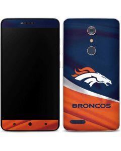 Denver Broncos ZTE ZMAX Pro Skin
