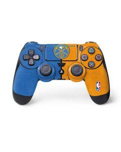 Denver Nuggets Canvas PS4 Pro/Slim Controller Skin