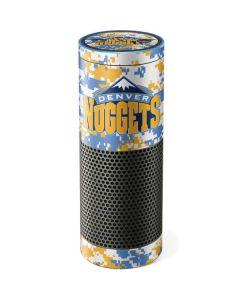 Denver Nuggets Digi Camo Amazon Echo Skin
