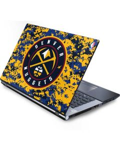 Denver Nuggets Digi Camo Generic Laptop Skin