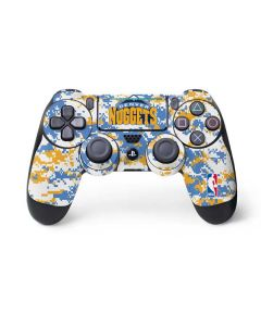 Denver Nuggets Digi Camo PS4 Pro/Slim Controller Skin