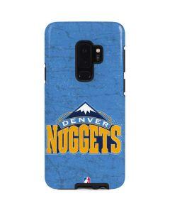 Denver Nuggets Distressed Galaxy S9 Plus Pro Case