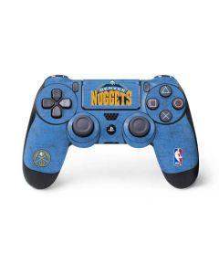 Denver Nuggets Distressed PS4 Pro/Slim Controller Skin