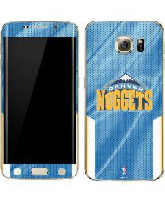 Denver Nuggets Galaxy S6 edge+ Skin