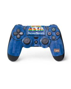 Denver Nuggets Hardwood Classics PS4 Pro/Slim Controller Skin