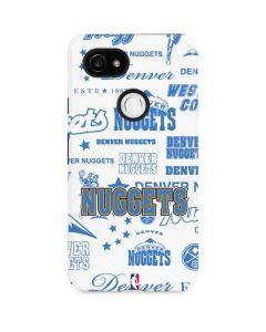Denver Nuggets Historic Blast Google Pixel 2 XL Pro Case