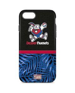 Denver Nuggets Retro Palms iPhone 7 Pro Case