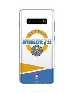 Denver Nuggets Split Galaxy S10 Plus Skin