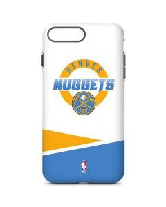 Denver Nuggets Split iPhone 8 Plus Pro Case