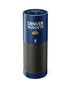 Denver Nuggets Standard - Blue Amazon Echo Skin