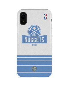 Denver Nuggets Static iPhone XR Pro Case