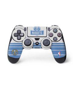 Denver Nuggets Static PS4 Controller Skin