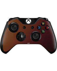 Desert Bronze Chameleon Xbox One Controller Skin