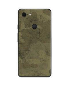 Desert Camo Google Pixel 3 XL Skin