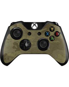 Desert Camo Xbox One Controller Skin
