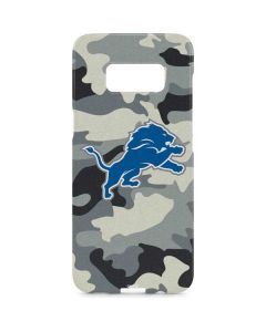 Detriot Lions Camo Galaxy S8 Plus Lite Case
