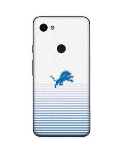 Detroit Lions Breakaway Google Pixel 3a Skin