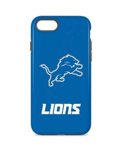 Detroit Lions Distressed iPhone 7 Pro Case