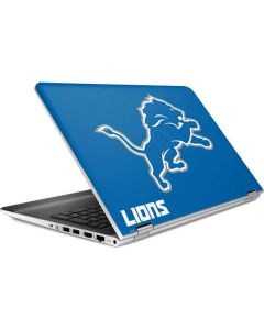Detroit Lions Distressed HP Pavilion Skin
