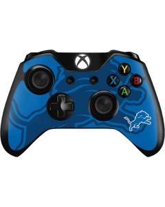 Detroit Lions Double Vision Xbox One Controller Skin