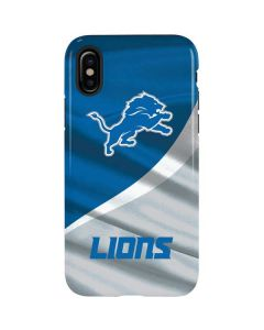 Detroit Lions iPhone X Pro Case