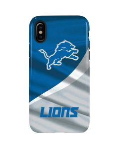 Detroit Lions iPhone XS Max Pro Case