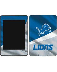 Detroit Lions Amazon Kindle Skin