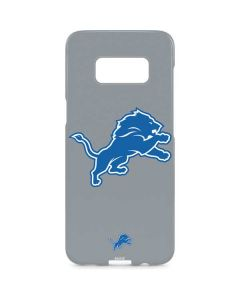Detroit Lions Large Logo Galaxy S8 Plus Lite Case