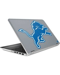 Detroit Lions Large Logo HP Pavilion Skin