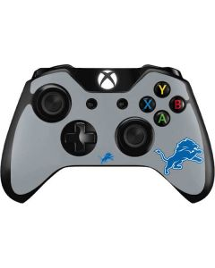 Detroit Lions Large Logo Xbox One Controller Skin