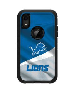 Detroit Lions Otterbox Defender iPhone Skin