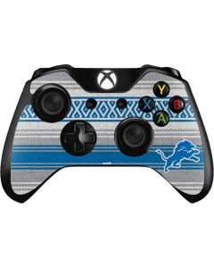 Detroit Lions Trailblazer Xbox One Controller Skin