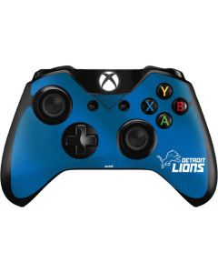 Detroit Lions Team Jersey Xbox One Controller Skin