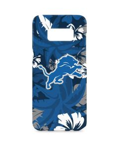 Detroit Lions Tropical Print Galaxy S8 Plus Lite Case
