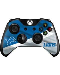 Detroit Lions Xbox One Controller Skin