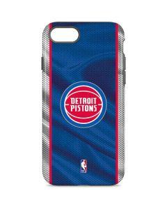 Detroit Pistons Away Jersey iPhone 7 Pro Case