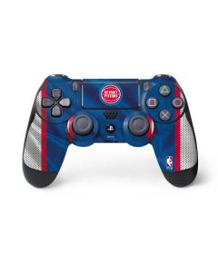 Detroit Pistons Away Jersey PS4 Pro/Slim Controller Skin