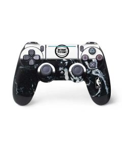 Detroit Pistons Marble PS4 Pro/Slim Controller Skin