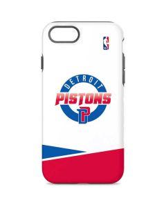 Detroit Pistons Split iPhone 7 Pro Case