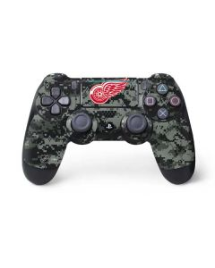 Detroit Red Wings Camo PS4 Pro/Slim Controller Skin