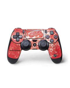 Detroit Red Wings Frozen PS4 Pro/Slim Controller Skin