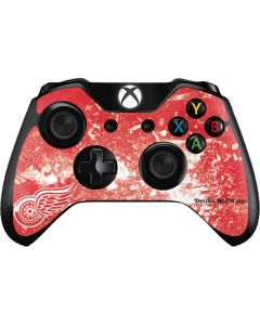 Detroit Red Wings Frozen Xbox One Controller Skin