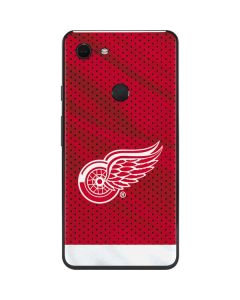Detroit Red Wings Home Jersey Google Pixel 3 XL Skin