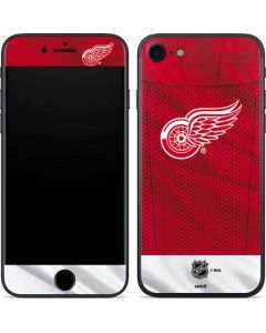 Detroit Red Wings Home Jersey iPhone 7 Skin