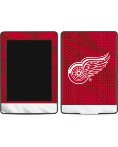 Detroit Red Wings Home Jersey Amazon Kindle Skin